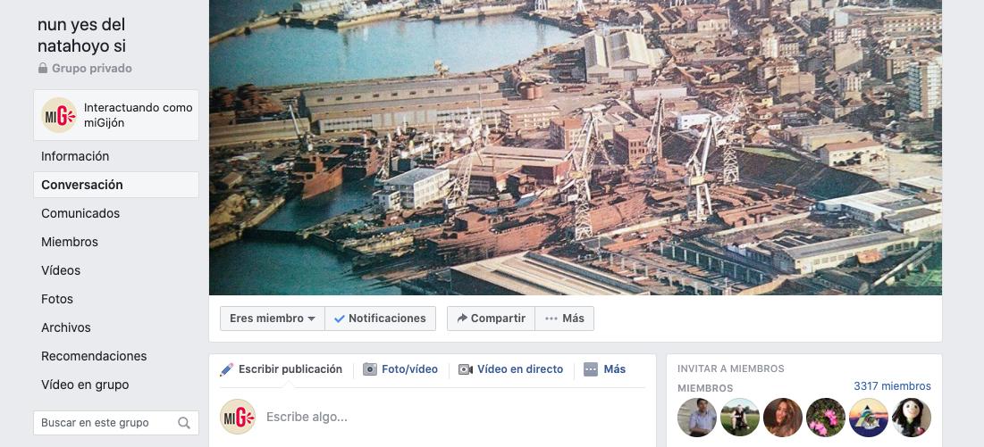 nun yes del natahoyo si facebook migijón