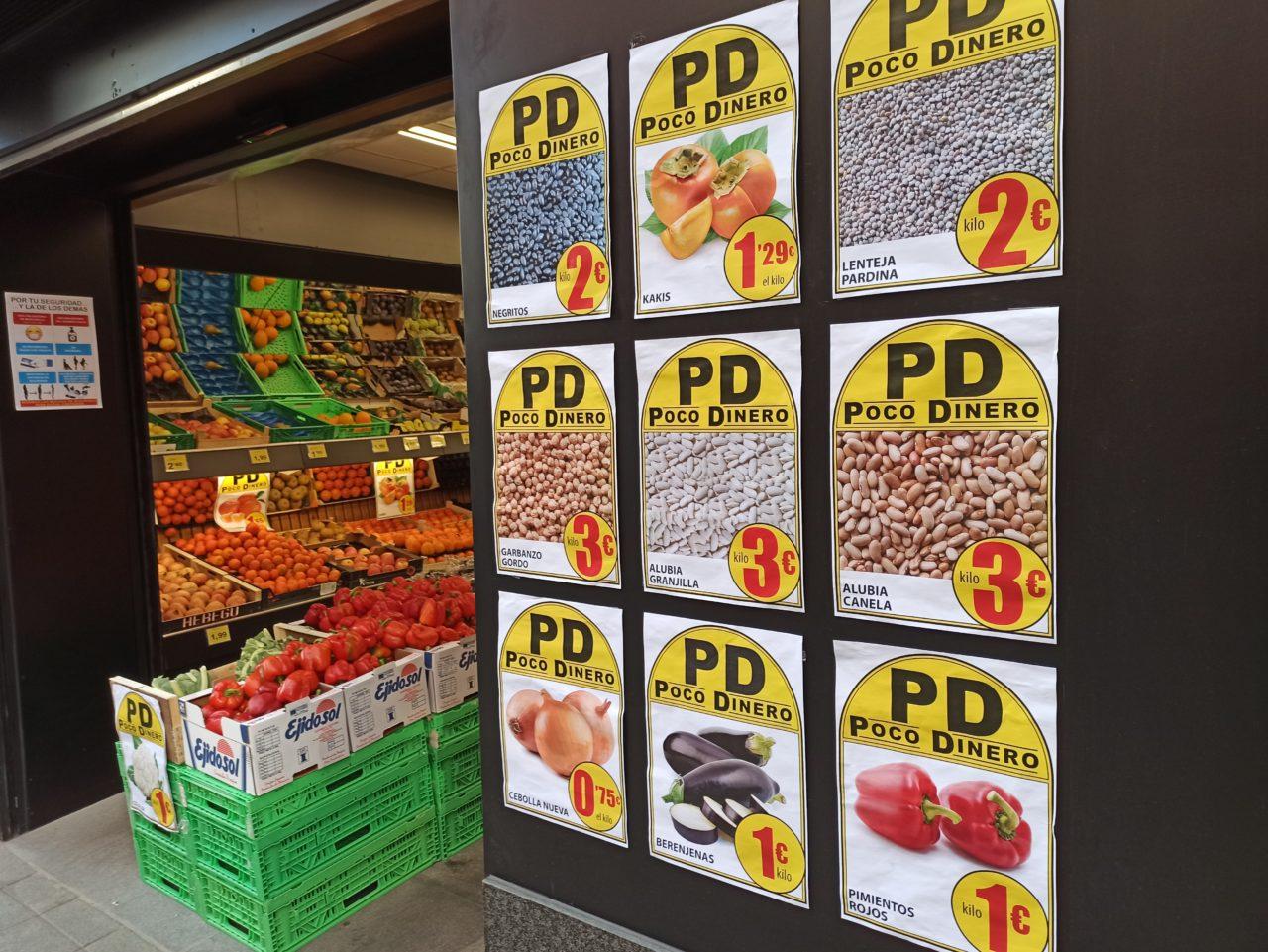Ofertas de supermercado en Gijón (David Pérez)