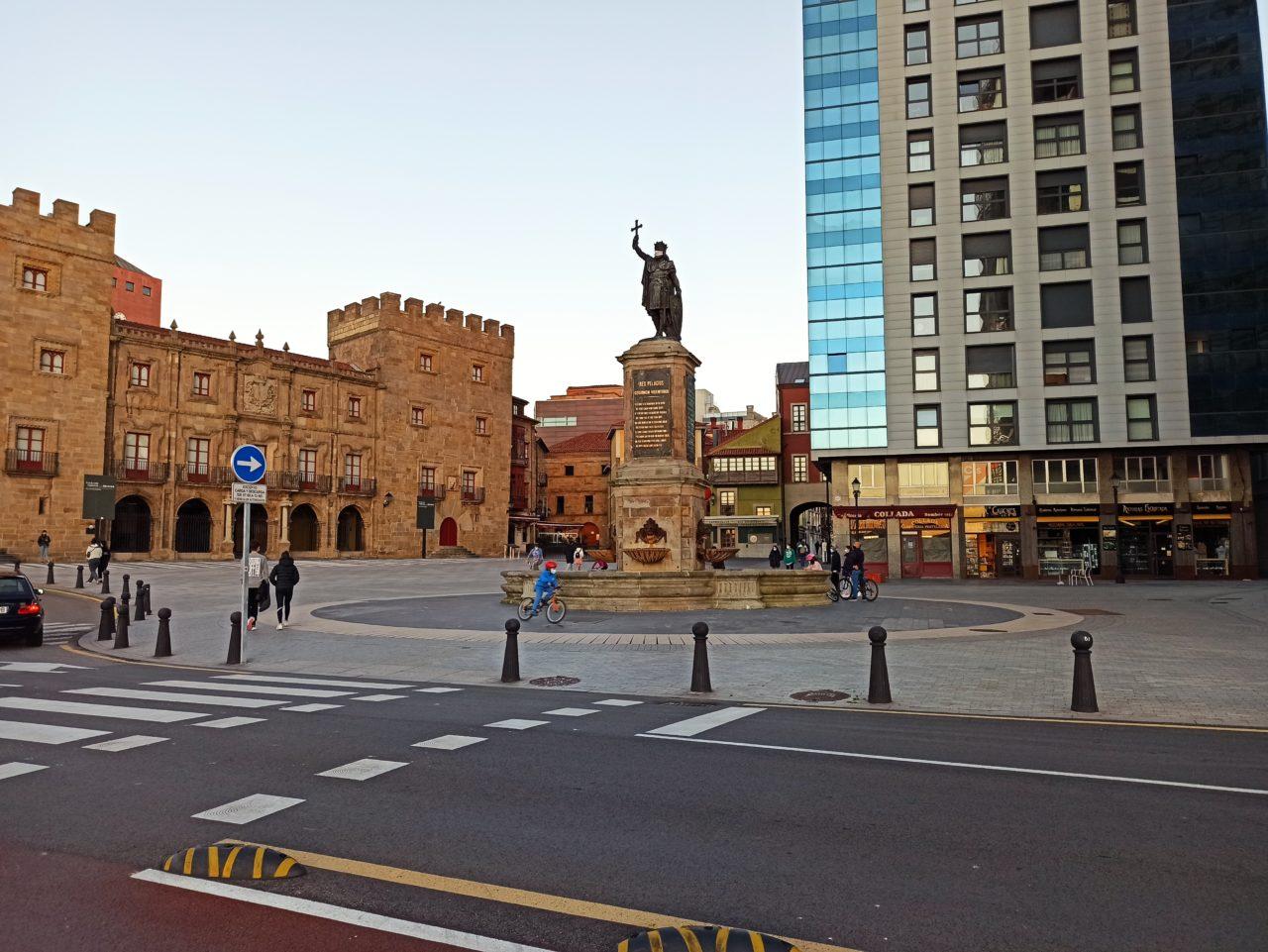 Plaza del Marqués (David Pérez)