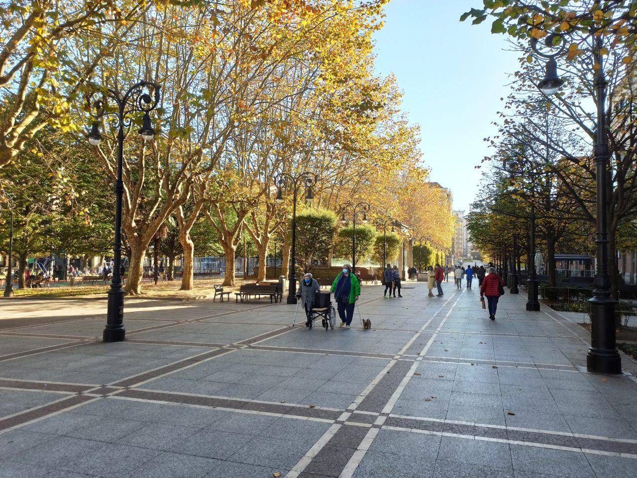 Paseo de Begoña (David Pérez)