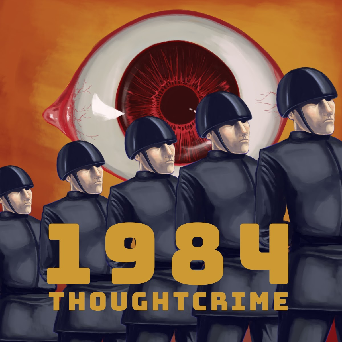 1984 thoughtcrime