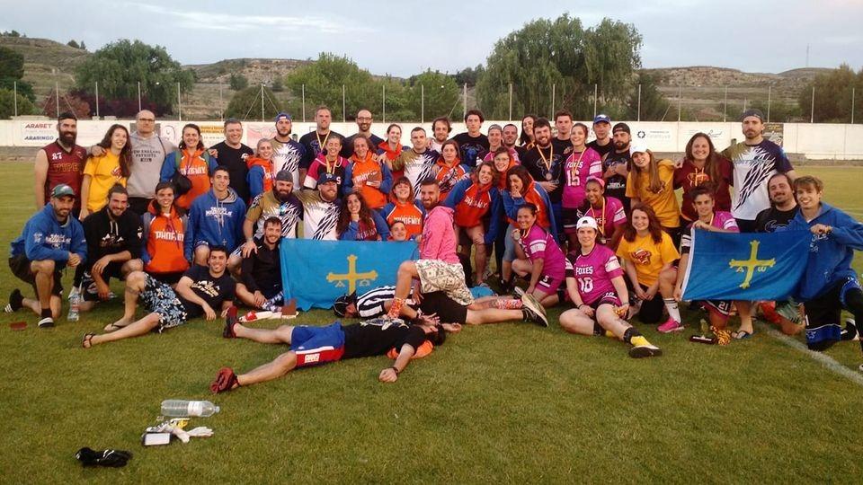 equipos asturianos fútbol americano