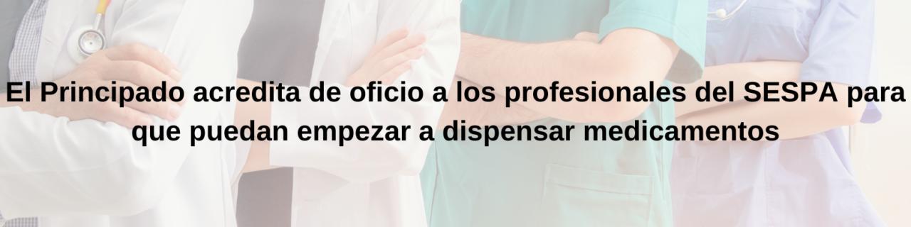 enfermería medicamentos asturias