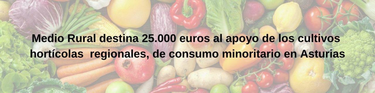 ayudas hortalizas y frutales
